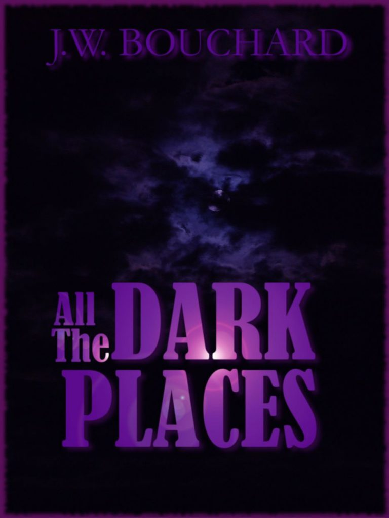 Book Cover: All the Dark Places