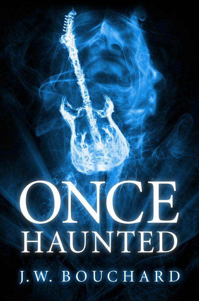 Book Cover: Once Haunted