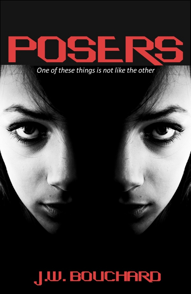 Book Cover: Posers