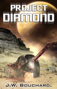 Book Cover: Project Diamond