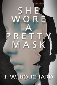 Book Cover: She Wore A Pretty Mask