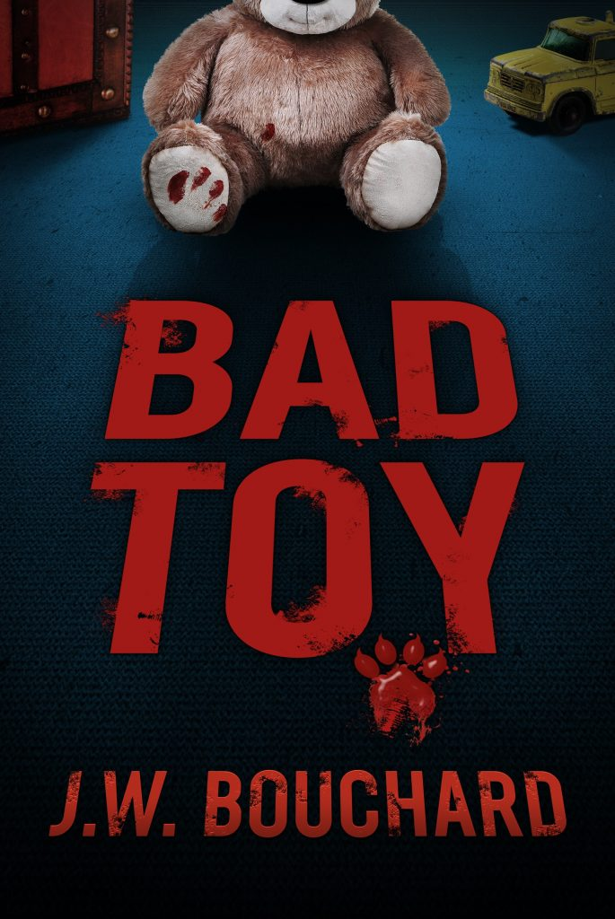 Book Cover: Bad Toy